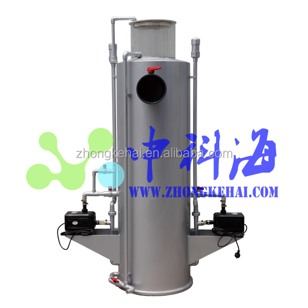 Professional aquaculture water treatment equipment,protein skimmer