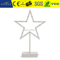 China made high quality innovative solar valentine decoration light