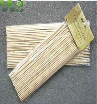 WY T-001 with 100% natural hygeian disposable bamboo skewer in bulk