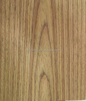 recomposed golden teak veneer TK1181C crown cut flower grain decorative fancy plywood veneer for skateboards