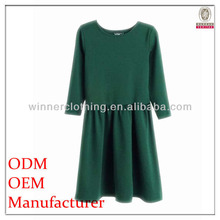 Quality custom summer women old fashion dresses for sale
