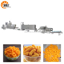 puffed corn sticks snacks extruder snack maker machine