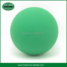 Hot selling kids toy hollow rubber bounce ball