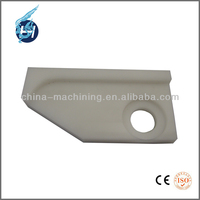 cnc precision milled machining steel spare parts