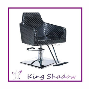 2017 high quality and attractive styling chair with PVC material for salon