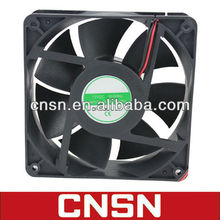 120x120x38mm 120mm 24v 12v dc brushless cooling fan motor