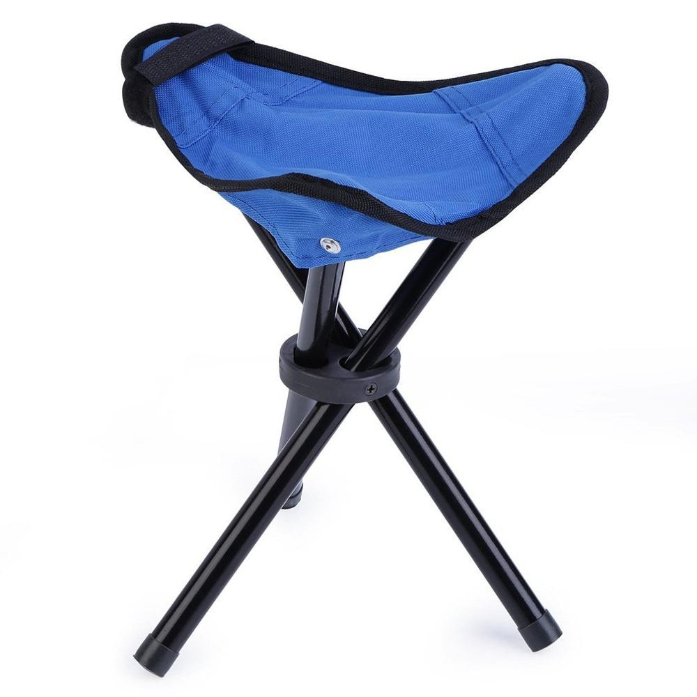 Floding Tripod Camping Chair with Carry Bag