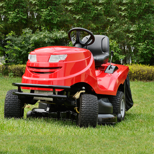 New design gasoline riding lawn mower ride on lawn mower ride on mower lawn tractor for sale