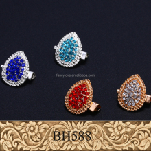 Korean Crystal Full Of Diamond Small Brooch Pins