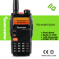 QuanSheng dual band handheld walky talkies