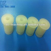 Non-standard high quality plastic screw nut/plastic screw/plastic self tapping screw