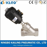 Thread Angle Seat Valves / Water Flow Control Valve