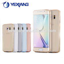 ultra thin back cover for samsung galaxy s7 360 full body TPU cover case