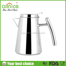 1.2L 1.7L restaurant and hotel water jug / stainless steel jug / tea jug