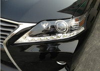 DLAND 2009-2014 ORIGINAL RX270 RX300 RX330 RX350 ANGEL EYE COMPLETE HEADLIGHT, WITH BI-XENON PROJECTOR, FOR LEXUS