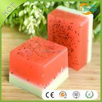 Factory Supplier natural glycerine handmade soap for skin care