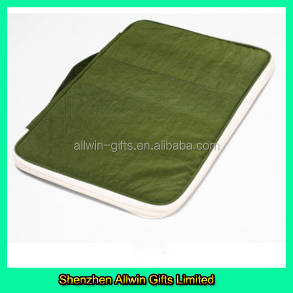 Hot Selling 2014 China For Custom Wholesale Green 3 Layers Pencil Case