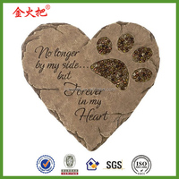 Wholesale Cheap Garden Pet Foot Stepping Stones