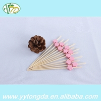 China good supplier crazy selling rock candy round bamboo sticks