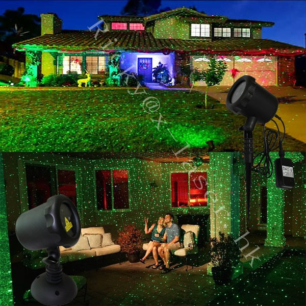 holiday light constellation projector christmas deocration