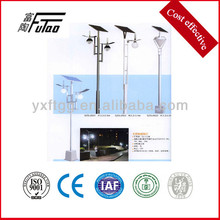 street light pole modern for solar energy