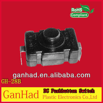 Superior quality 2 position push button switch