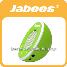 2013 Jabees High Quality Best Multipoint Portable Mini Wireless Rechargeable Outdoor Bluetooth Speaker with Microphone DSP