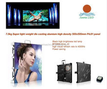 2016 hot new product factory price electronics outdoor full color HD video wall led display screen board jumbotron for sale