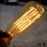 Energy saving edison bulb made in china e27 light bulb