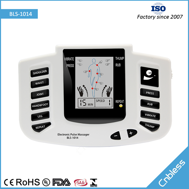 cnbless BLS-1014 digital therapy pulse massager