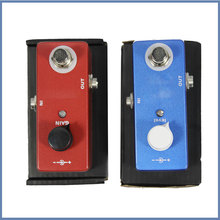 Customized guitar effects pedals