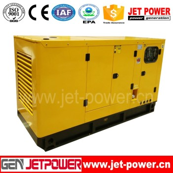 100kva 80kw soundproof diesel generator with deutz Engine silent diesel generator