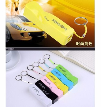 mobile phone accessories promotional portable 5200mAh power bank