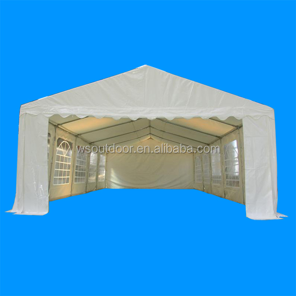 Hot selling, 5x10m white PE Party Tent, wedding tents with cheap price