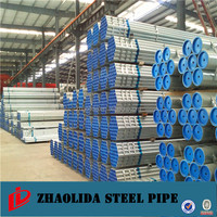 16 inch schedule 40 galvanized steel pipes