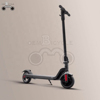 8.5 inch 36V 350w  7.8ah 7075 aluminum electric scooter