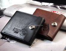 Cheap Travel Purse,Fashion Teen The Wallet Men Genuine Leather