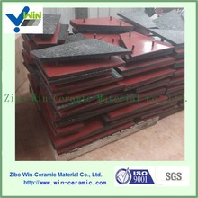 High anti-impact Ceramic & Rubber Composite Wear Panel