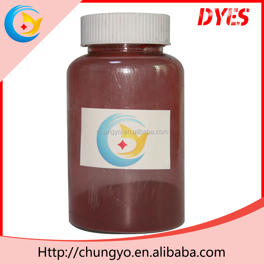 Textile dyes supplier Solvent Red FB organic powder dye permanent fabric dye