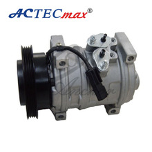 10S15 Car Air Conditioner Compressor 12V CLUTCH: 134/PV4 R134a OTHER NO: DENSO:447220-4772 DODGE NEON (05-03)