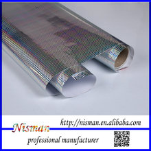 pfidi Silver Car Wrapping Film, Car Full Body Wrap Vinyl Foil bubble free