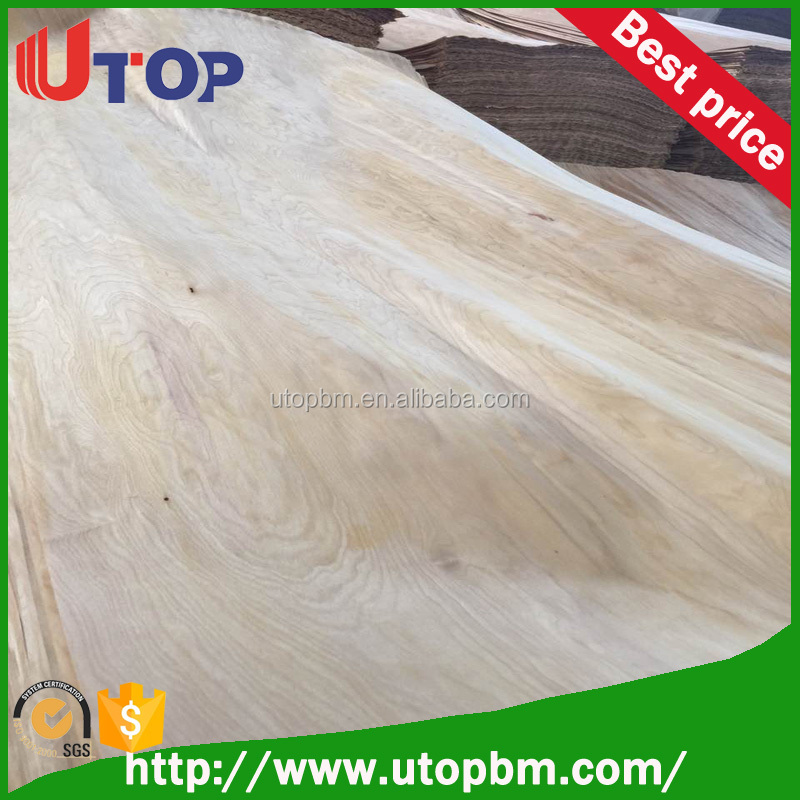 high quality natural wood veneer to American market