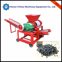 CE high pressure high performance customer favorite coal ball press machine/white coal manufacturing machine