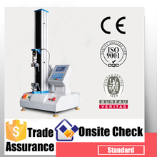 electric automatic lab textile tensile testing equipment