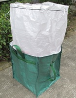 Reusable Tough Collapsible Yard/Lawn Leaf Waste Bags
