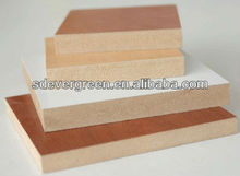 high quality and cheap price mdf 4x8 with melamine face