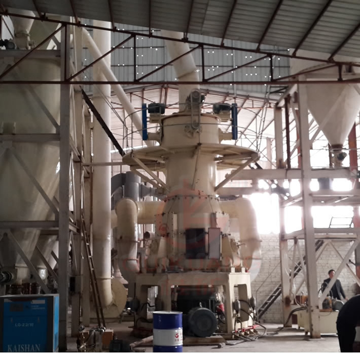 powder making LM series vertical roller grinding mill
