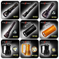 2013 hot sale diving flashlight