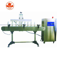 Automatic small bottle washing filling capping machine/production line