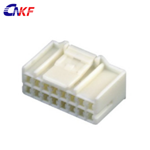 CNKF March Expo Plastic Electrical Wire Terminal Plug Female Car Auto 14 Pins Connectors